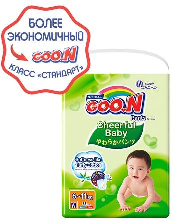 ec7a3806d30b Японские подгузники и трусики GOON - Интернет магазин детских ...